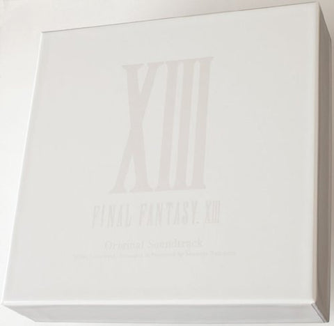 FINAL FANTASY XIII Original Soundtrack [Limited Edition]