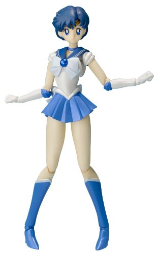 Image 1 for Bishoujo Senshi Sailor Moon - Sailor Mercury - S.H.Figuarts (Bandai)