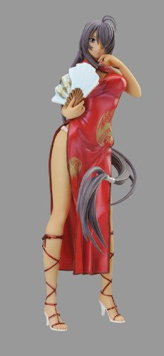 Image 3 for Ikki Tousen Great Guardians - Kan'u Unchou - 1/6 - Costume Carnival - Black/Red ver.