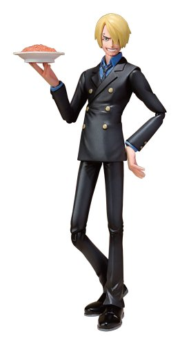 Image 2 for One Piece - Sanji - S.H.Figuarts (Bandai)