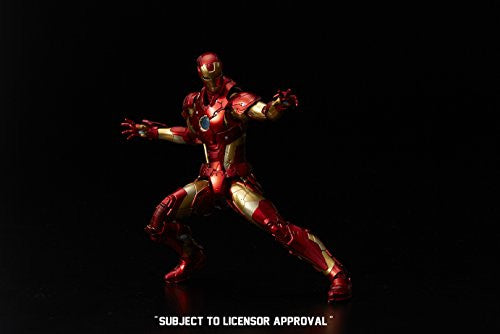 Image 6 for Iron Man - RE:EDIT 01 - Bleeding Edge Armor (Sentinel)