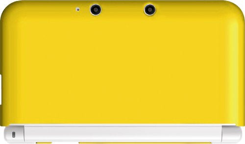 Image 1 for Body Cover for 3DS LL (Shiny Yellow)