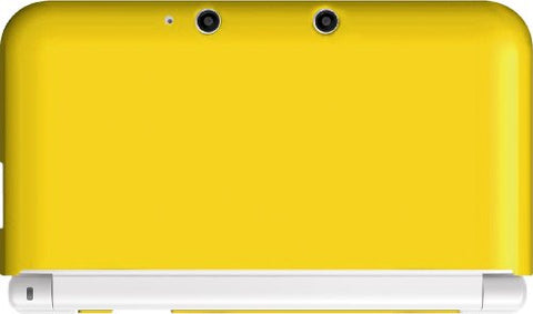 Image for Body Cover for 3DS LL (Shiny Yellow)