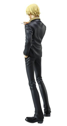 "Image 6 for One Piece - Sanji - Excellent Model - Portrait Of Pirates ""Sailing Again"" - 1/8 - Timeskip (MegaHouse)"