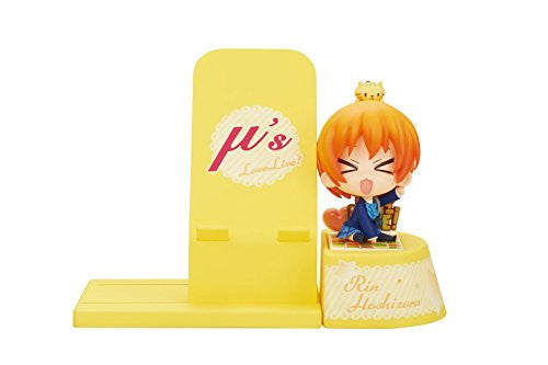 Image 1 for Love Live! School Idol Project - Hoshizora Rin - Cell Phone Stand - Choco Sta (Broccoli)