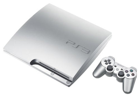 Image for PlayStation3 Slim Console (HDD 160GB Satin Silver Model) - 110V