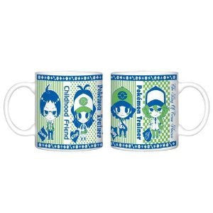 Image 1 for Pocket Monsters - Pocket Monsters White - Pocket Monsters Black - Cheren - Touya - Touko - N - Mug - Pokemon Mate (Movic)