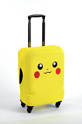 Image 3 for Suitcase Cover - Pikachu - Size M