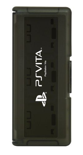 Image 1 for Card Case 6 for PlayStation Vita (Black)