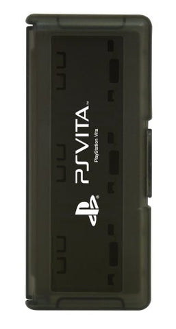 Image for Card Case 6 for PlayStation Vita (Black)