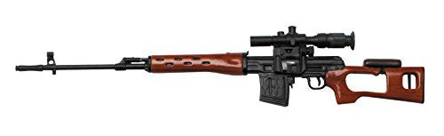 1/12 Realistic Weapon Series GUN-2 - Realistic Rifle - 1/12 (Platz)