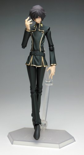 Image 5 for Code Geass - Hangyaku no Lelouch - Lelouch Lamperouge - Figma #SP-002 (Banpresto, Max Factory)