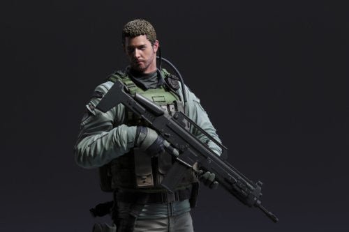 Image 6 for Biohazard 6 - Chris Redfield - Capcom Figure Builder Creator's Model (Cafe Reo, Capcom)