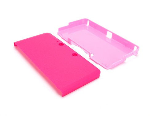 Image 5 for Palette Rubber Hardcover for 3DS (Rose Pink)