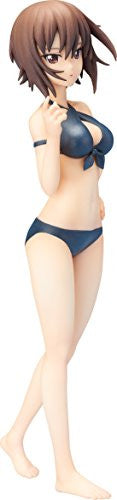 Image 1 for Girls und Panzer der Film - Nishizumi Maho - S-style - 1/12 - Swimsuit Ver. (FREEing)