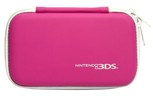 Image 3 for Hard Pouch 3DS (Pink)