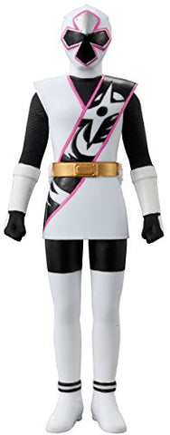 Image for Shuriken Sentai Ninninger - Shironinger - Sentai Hero Series - 04 (Bandai)