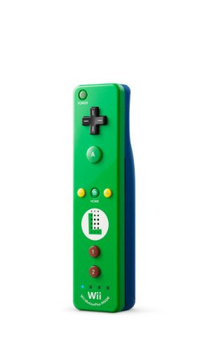 Image 2 for Wii Remote Control Plus (Luigi)