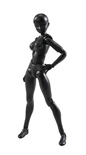 Image 1 for S.H.Figuarts - Body-chan - Solid Black Color ver. (Bandai)