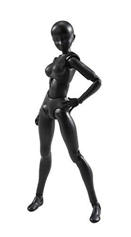 Image for S.H.Figuarts - Body-chan - Solid Black Color ver. (Bandai)