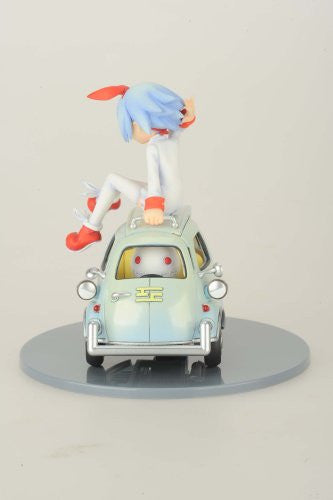 Makai Senki Disgaea - Pleinair-San - With Car (Enterbrain)