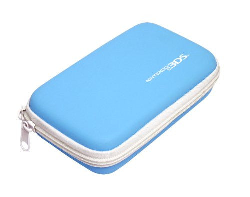 Image 2 for Hard Pouch 3DS (Light Blue)