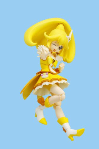 Image 5 for Smile Precure! - Cure Peace - S.H.Figuarts (Bandai)