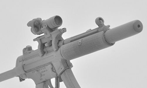 Image 3 for Little Armory LA026 - MP5SD6 - 1/12 (Tomytec)
