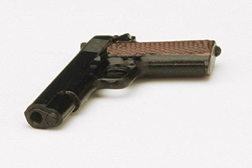 Image 2 for 1/12 Realistic Weapon Series GUN-1 - Realistic Handgun - 1/12 (Platz)