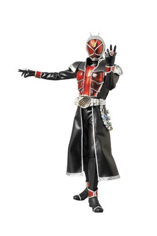 Image for Kamen Rider Wizard - Project BM! #75 - 1/6 - Flame Style (Medicom Toy)