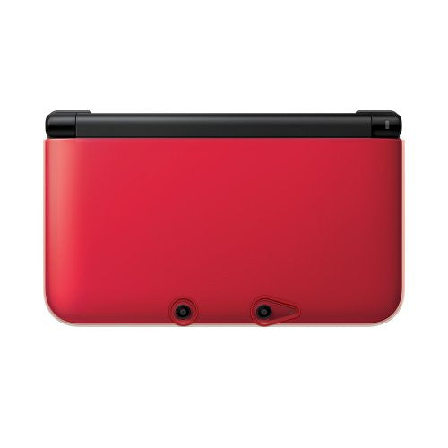 Image 2 for TPU Yawakata Cover for 3DS LL (red)