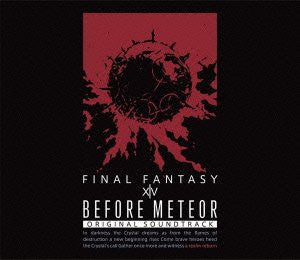 Before Meteor FINAL FANTASY XIV Original Soundtrack