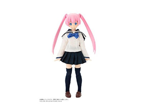 Image for Assault Lily - Custom Lily - Picconeemo - Picconeemo Character Series - Type-C - 1/12 - Pink (Azone)