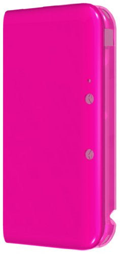Image 1 for Jelly Hard Cover for 3DS LL (Pink)