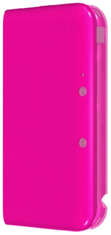 Image for Jelly Hard Cover for 3DS LL (Pink)