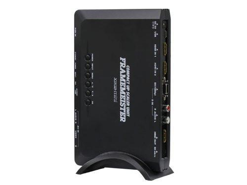 XRGB-mini Framemeister Compact Up Scaler Unit (JP21 Scart Adapter)