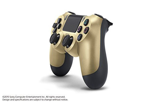 Image 2 for Dual Shock 4 (Gold)