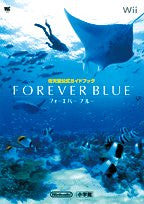 Image 1 for Forever Blue Nintendo Official Guide Book / Wii
