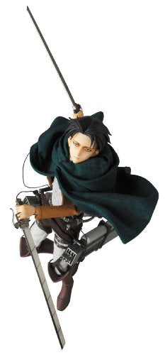 Image 11 for Shingeki no Kyojin - Levi - Real Action Heroes #662 - 1/6 (Medicom Toy)