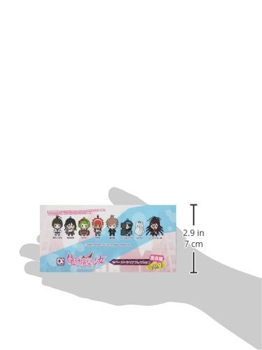 Image 2 for Zettai Zetsubou Shoujo Danganronpa Another Episode - D4 Series Rubber Strap Collection Vol.1 Box