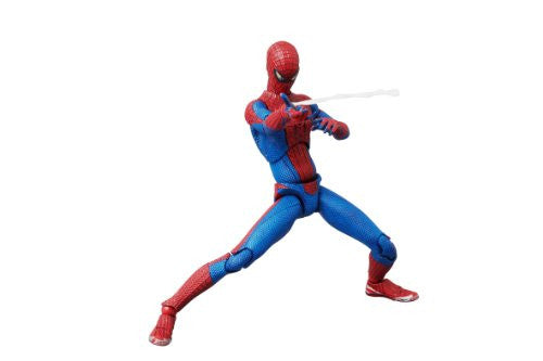 Image 4 for The Amazing Spider-Man - Spider-Man - Mafex #1 (Medicom Toy)