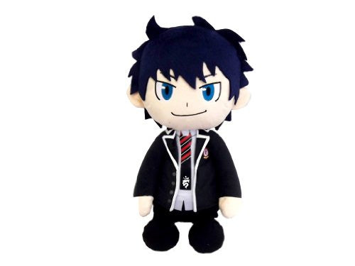 Image 1 for Ao no Exorcist - Okumura Rin - Kuttari Cushion (Bandai)