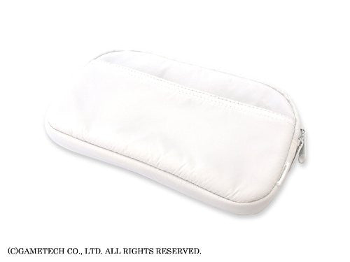Image 3 for Just In One 3DS LL Multi Pouch (White)