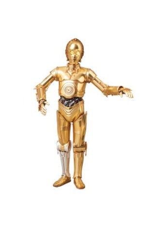 Image for Star Wars - C-3PO - Real Action Heroes - RAH580 - 1/6 - Talking Ver. (Medicom Toy)