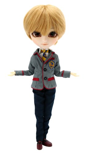 Image 1 for Isul I-931 - Pullip (Line) - Cedric - 1/6 - Groove Presents School Diary Series (Groove)