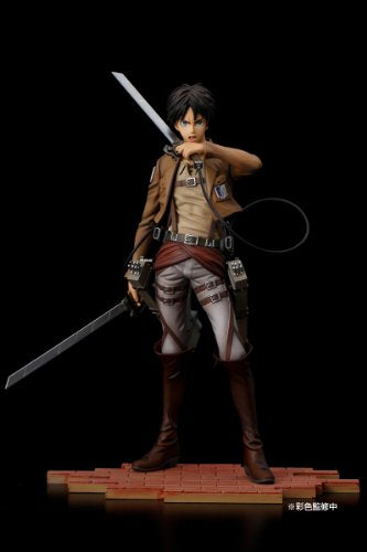 Image 2 for Shingeki no Kyojin - Eren Yeager - BRAVE-ACT - 1/8 (Sentinel)
