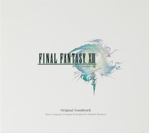 Image 4 for FINAL FANTASY XIII Original Soundtrack
