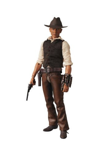 Image 2 for Cowboys & Aliens - Jake Lonergan - Real Action Heroes #561 - 1/6 (Medicom Toy)