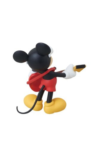 Image 2 for Mickey Mouse - Vinyl Collectible Dolls 186 - 186 - Grunge Rock Ver. (Medicom Toy)