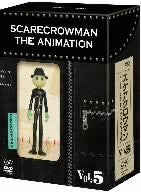 Image for Scarecrowman Vol.5 [DVD+Figure Limited Edition]